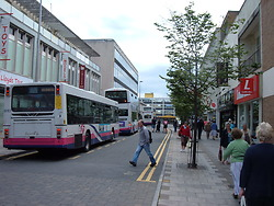 WSM1 town centre