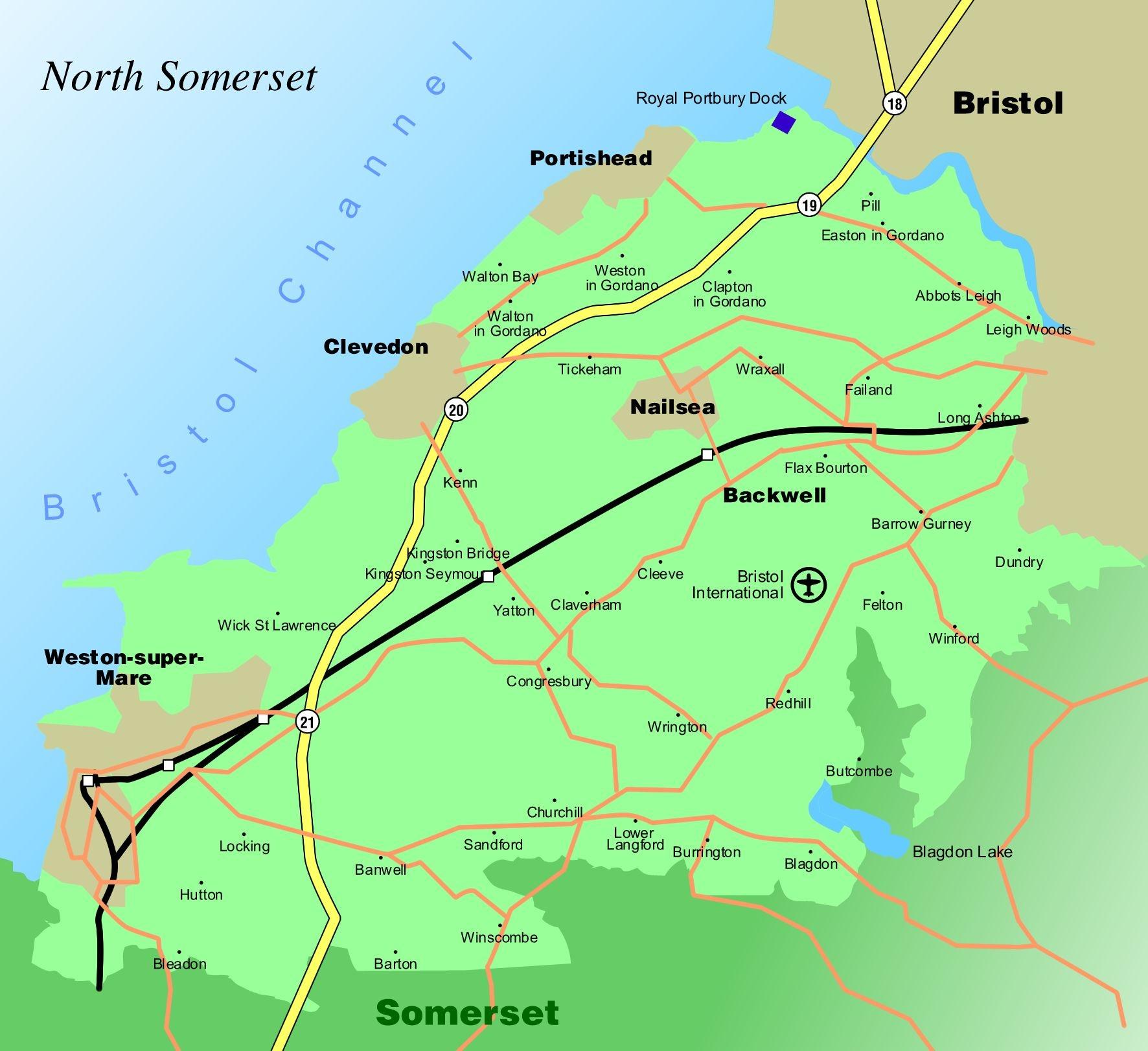 north somerset - photo #3